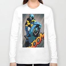 Biker Long Sleeve T-shirt