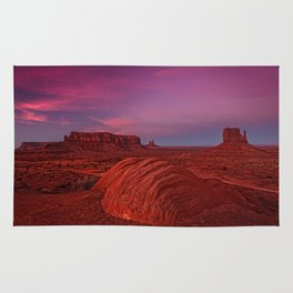 Monument Valley, USA #society6 #decor #buyart Rug