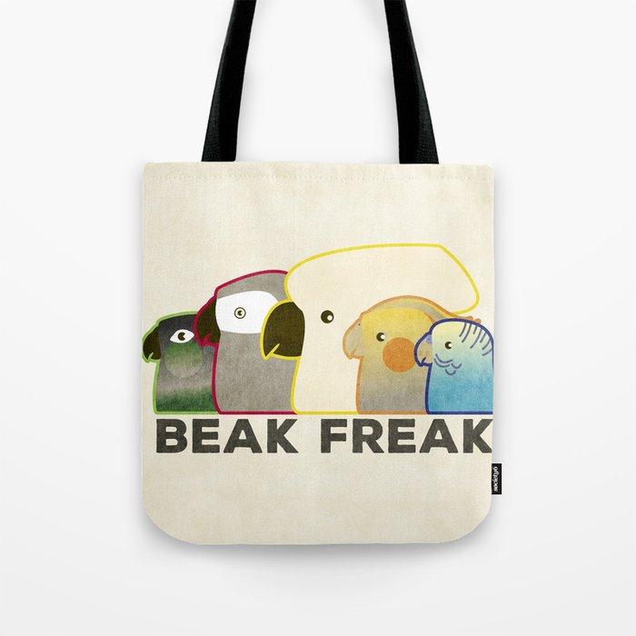 Beak Freak Tote Bag