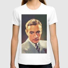 Clifton Webb, Vintage Actor T-shirt