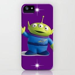 Marcianos ART iPhone Case