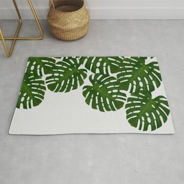 Monstera Leaf I Rug