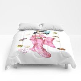 Wagashi pure Comforters