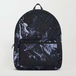 Dark abstract art Backpack