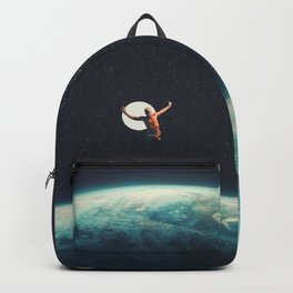 Returning to Earth with a will to Change Backpack