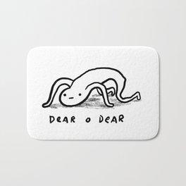 Honest Blob - Dear O Dear Bath Mat