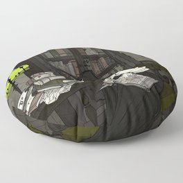 Asenath Floor Pillow