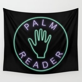 Palm Reader Wall Tapestry