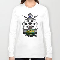 turtles Long Sleeve T-shirts featuring Turtles by AWOwens