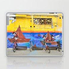 Yafo port Laptop & iPad Skin