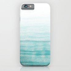 Turquoise sea Slim Case iPhone 6