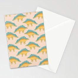 Stegossaur Stationery Cards