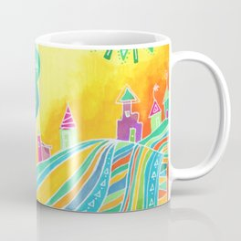 Rainbow Field Coffee Mug