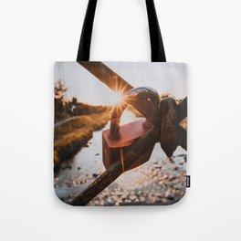 Love Lockdown Tote Bag