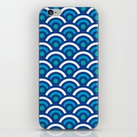 japanese iPhone & iPod Skins featuring Japanese by Tashi Delek