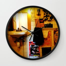 Old Town Arts Wall Clock