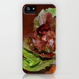 The Birthday Lettuce iPhone Case