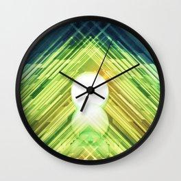 PONG #2 Wall Clock
