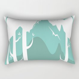 NATURE copy Rectangular Pillow