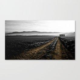 Terra_01 Canvas Print