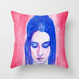 Introspect Throw Pillow
