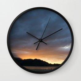 Hanalei Wall Clock