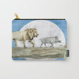 No Worries Carry-All Pouch