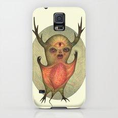 The Green Vampire Stag Creature Galaxy S5 Slim Case