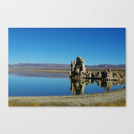 Tufa formations, Mono Lake Canvas Print