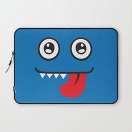 Blue Monster Laptop Sleeve