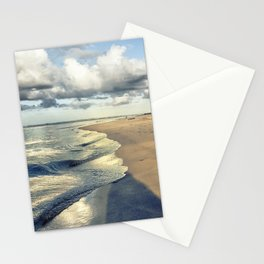 A Walk On The Beach Stationery Cards
