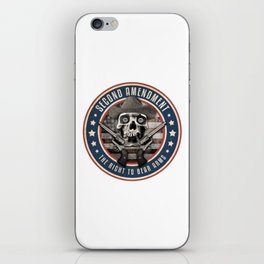 Second Amendment iPhone Skin