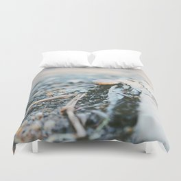 Nothing Left to Hold Duvet Cover