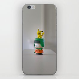 Kenny The Trainer  iPhone Skin