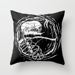 Sloth It Up Throw Pillow