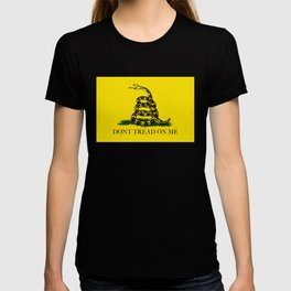 Gadsden Don't Tread On Me Flag, High Quality T-shirt