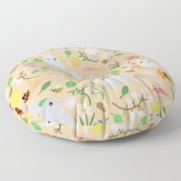 Hanami Spirits Floor Pillow