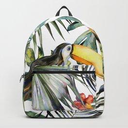 TROPICAL JUNGLE Backpack