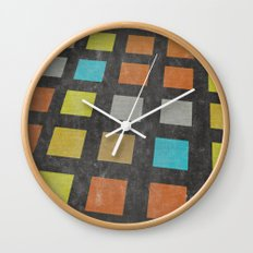 Op Ning A Drum & Bassist Fanatic Wall Clock