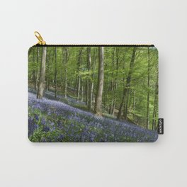 Bluebell Hill Carry-All Pouch
