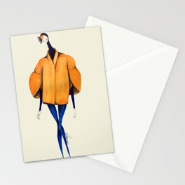 Architectural Fashion Stationery Cards
