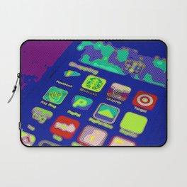 It's an App World Laptop Sleeve