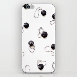 Get your plug back! Pattern Style 02 iPhone Skin