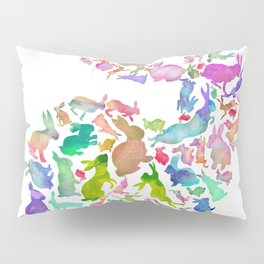 Soul Bunny - Spring Time Pillow Sham