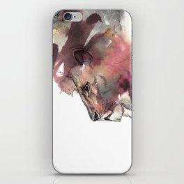 The Leo King iPhone Skin