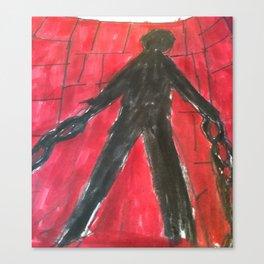 The Monster (Prisoner) Canvas Print