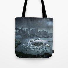 The Big Swallow Tote Bag