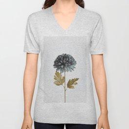 flower 5 Unisex V-Neck