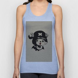 chopper Unisex Tank Top