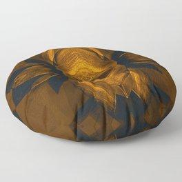 Mummified Butterfly... Floor Pillow